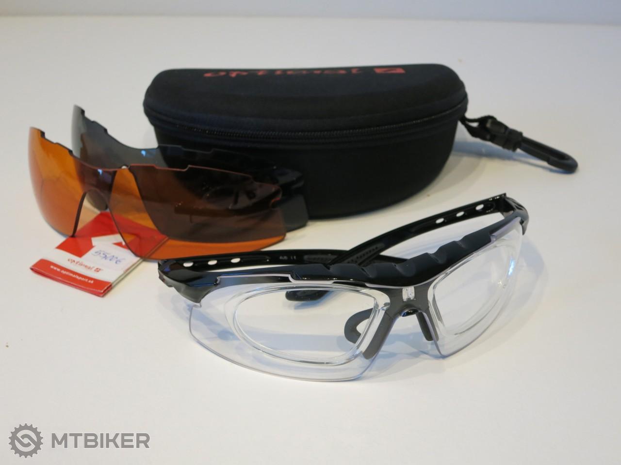 Okuliare Optimal - Príslušenstvo - Okuliare - Bazár MTBIKER c9c02f60a1e