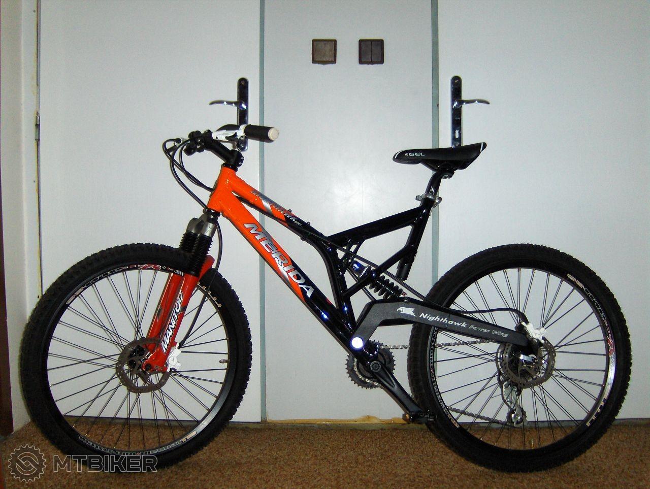 e33d0eb183211 Predám-vymením Nový Merida Nighthawk Celoodpružený-nepoužitý Bike.(nevhodný  Dar) - Bicykle - Celoodpružené - Bazár MTBIKER