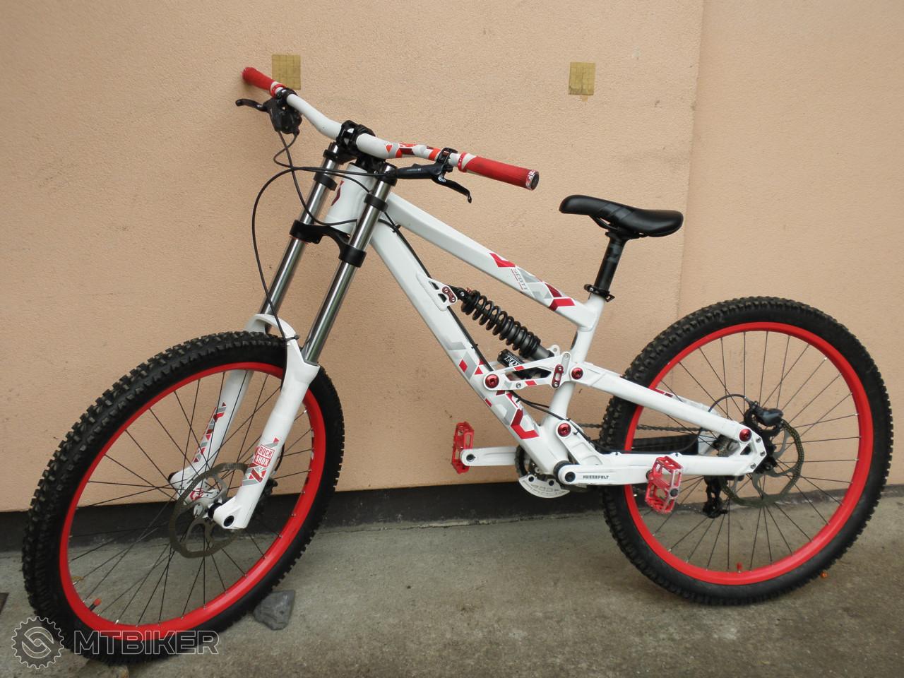 b83156e0a Scott Voltage Fr20 2012 - Bicykle - Celoodpružené - Bazár MTBIKER