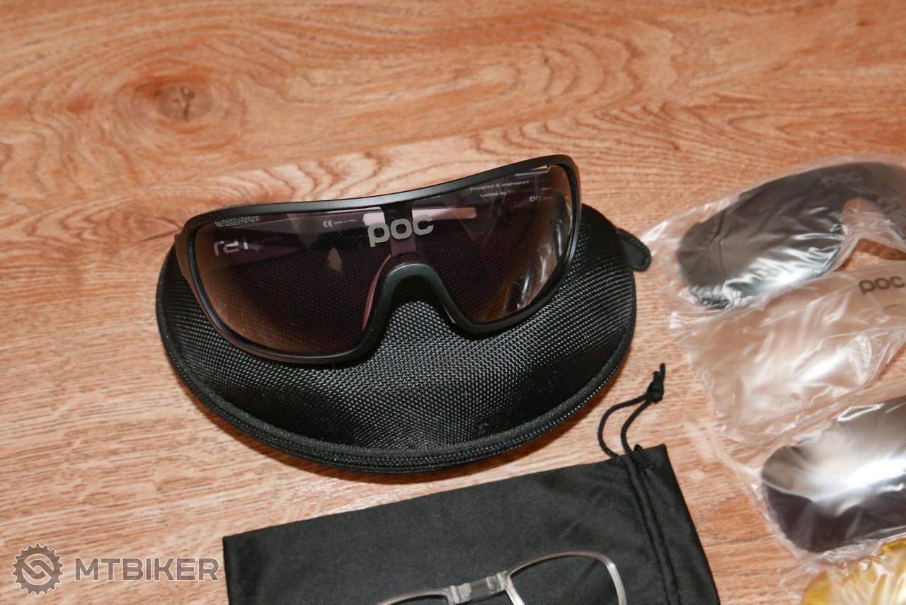 5a71b1513 Cyklistické Okuliare Poc Do Blade Replika čierne - Príslušenstvo - Okuliare  - Bazár MTBIKER