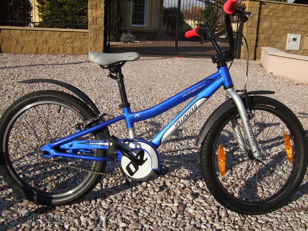 3a750d8bd6bd5 Predam Detsky Bicykel Specialized Hotrock 20 -modry - Bicykle - BMX,  Dirt/Street - Bazár MTBIKER