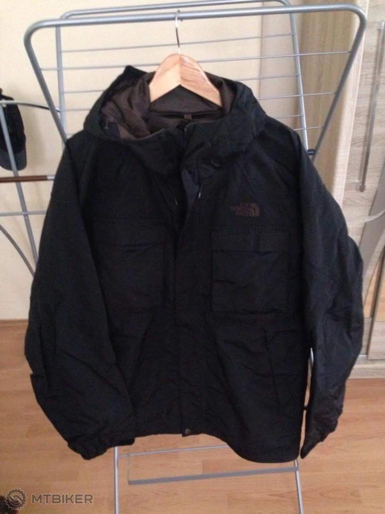 Pánska Zimná North Face Bunda - Príslušenstvo - Oblečenie a batohy - Bazár  MTBIKER 07f7b3c3857