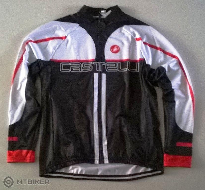 8db237ad55e55 Predám Cyklodres Castelli Thermal - Príslušenstvo - Oblečenie a batohy - Bazár  MTBIKER