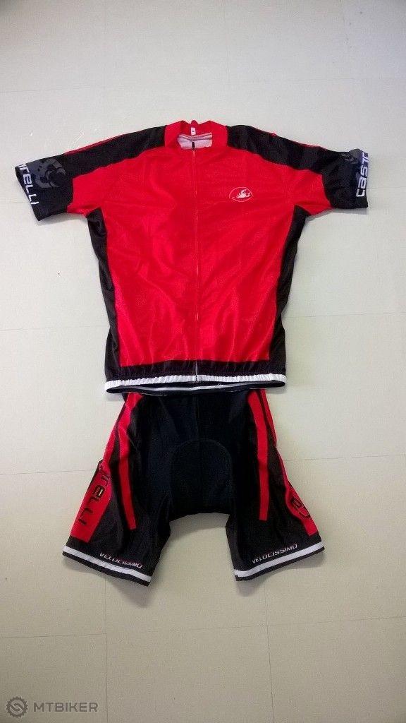 7f75863721936 Predám Cyklistický Dres Castelli Vel.xl - Príslušenstvo - Oblečenie a batohy  - Bazár MTBIKER