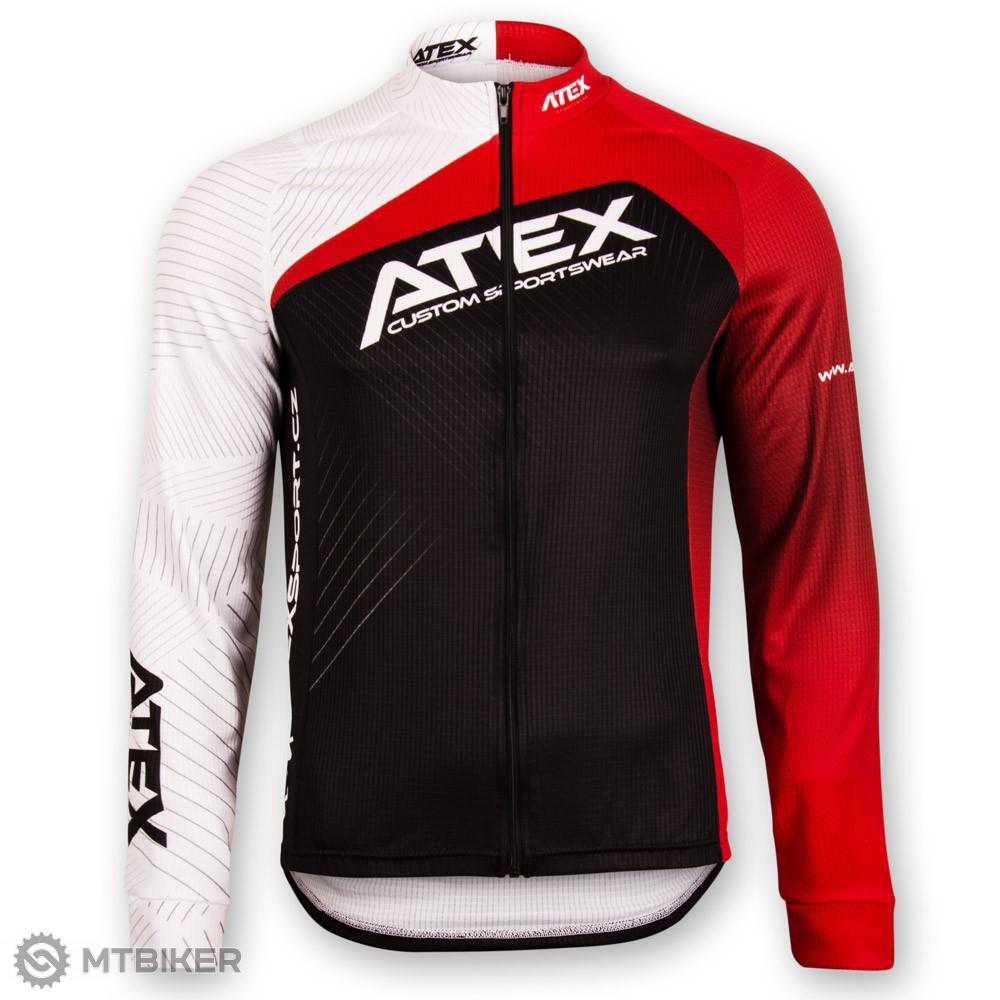 4441fb838350a Predám Cyklo Dres Riden Custom S Dlhými Rukávmi - Príslušenstvo - Oblečenie  a batohy - Bazár MTBIKER