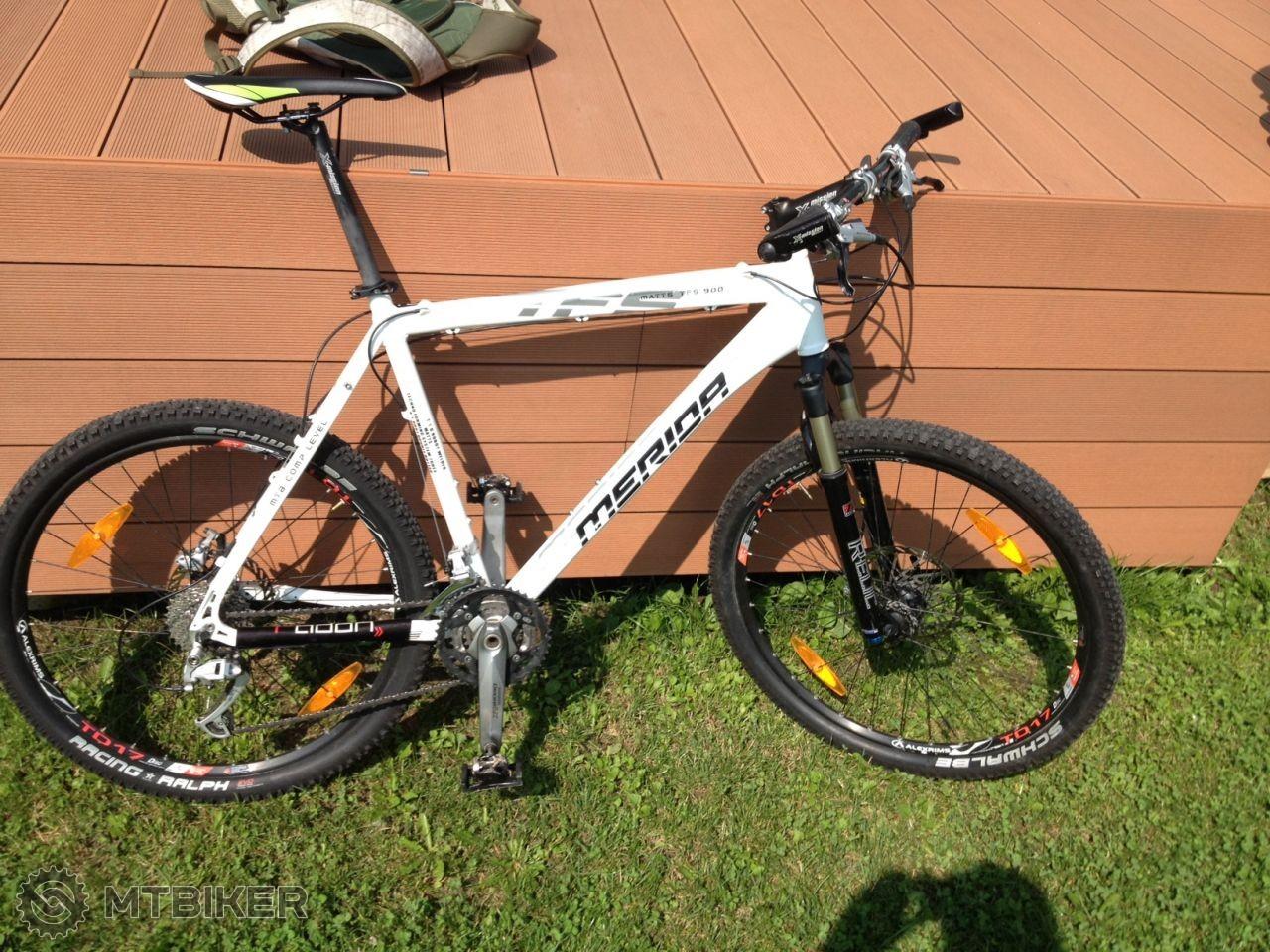 bf5a3b5121ca Predám Horský Bicykel Merida Matts Tfs 900 - Bicykle - Pevné a hardtail -  Bazár MTBIKER
