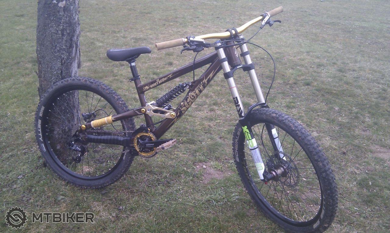 e0a7593c9 Scott Voltage Fr - Bicykle - Celoodpružené - Bazár MTBIKER