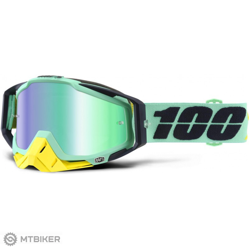 100% Racecraft Nové - Príslušenstvo - Okuliare - Bazár MTBIKER 8e4c885eea4