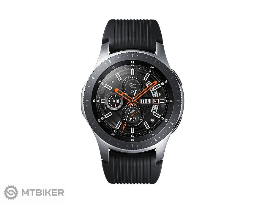 0cd58be87 Predám Chytré Hodinky Samsung Galaxy Watch 46 Mm - Príslušenstvo - Pulzmetre  a computery - Bazár MTBIKER