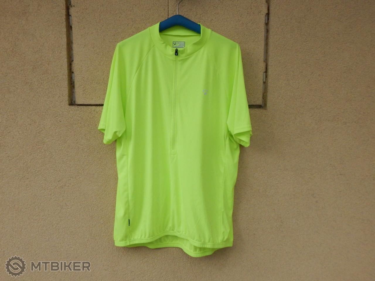 1ee653935 Predám čisto Nové Cyklistické Tričko Bontrager - Príslušenstvo - Oblečenie  a batohy - Bazár MTBIKER