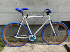 Mestský Bicykel Cheetah - Singlespeed/fixie