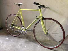 Cestný Bicykel Do Mesta A Dochádzanie Do Práce