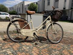 Dievčenský Mestský Bicykel Na Výšku 140 - 155cm