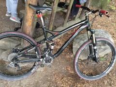 Predam Celoodpruzeny Bike Stumpjumper Specialized + Fox 2009