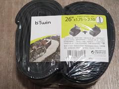 """Set Dvou Dusi, B Twin 26"""" X1.75 - 2.1"""