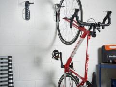 Nástenné Držiaky (na 3 Bicykle)
