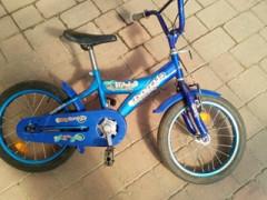 """Predám Detský Bicykel 16"""""""