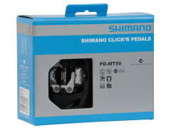 Pedále Shimano Pd-mt50 Spd, V Top Stave