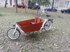 Cargo Bicykel Bakfiest Long