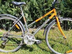 Predám Starý Ale Plne Funkčný Bicykel