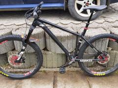 Ht Enduro Ns Bikes Eccentric Alu Evo 27.5''  Custom Hope, Veľkosť L