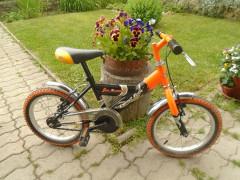 Predám Detský Bicykel.