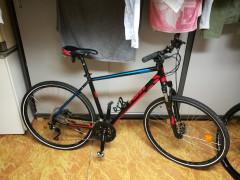 Predám Zánovný Trekový Bicykel Ktm Fun Spirit,30 Prevod