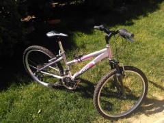 Predám Detský Bicykel Carratt Joy Veľkosť 24