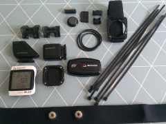 Sigma Sport Rox 6.0 Cad, Speed, Hrm