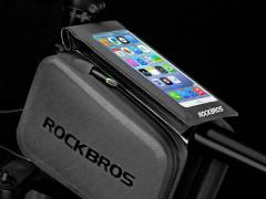Rockbros - Brasna Na Ram S Puzdrom Na Mobil