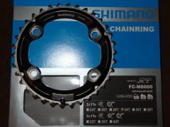 Prevodník Shimano Xt 34z Fc-m8000 - úplne Nový