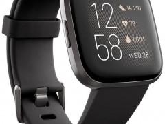 Fitbit Versa 2 Nfc Black/carbon
