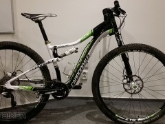 Cannondale Scalpel 29 Carbon 2 (2013) S Velkost
