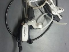 Radenie Shimano Dual M585