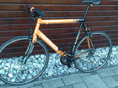 Fitness City Bike Na Ráme Ridley Phaeton