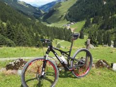 Horský Bicykel Specialized S-works