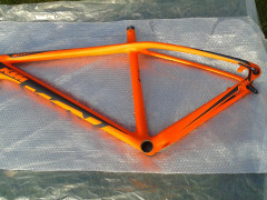 """Nový Karbónový Ktm Myroon Prestige Orange Boost 29"""" Veľkosť 19""""(48cm)model 2017."""