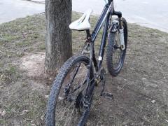 Predám Starší Bike Je Vhodne Na Hocičo