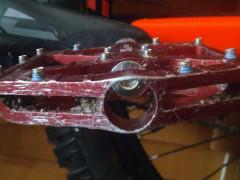 Flaty Xlc červené