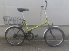 Bicykel Do Mesta