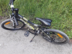Detský Bicykel Jerry 1.0