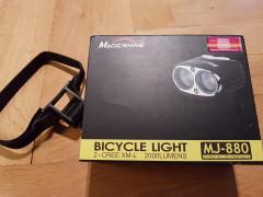 Vykonne Svetlo Na Bicykel Kolobezku, Celovka Cree Xm-l