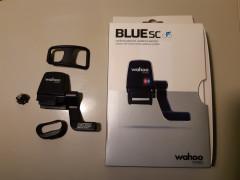 Wahoo Blue Sc - Snímač Rýchlosti A Kadencie