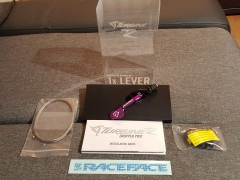Nová Páčka Tel. Sedlovky Race Face Turbine R