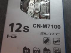 Retez Slx M7100 12s 116l - Nova
