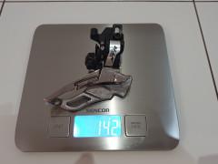Shimano Xtr Direct Mount 3-speed I-fdm981-d6