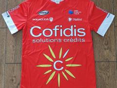 Cofidis Dres + čiapka