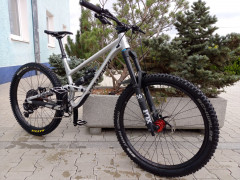 Commencal Clash Essential Fox Brushed 2019 M