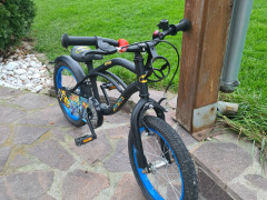 Bicykel + Prilba Batman