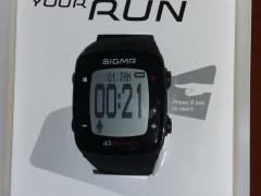 Sigma Pulzmeter Id.run Hr Black